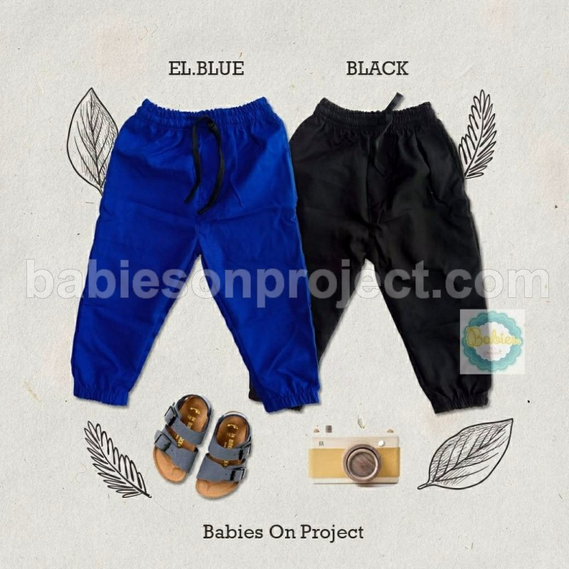 Long Jogger Pants Boy & Girl