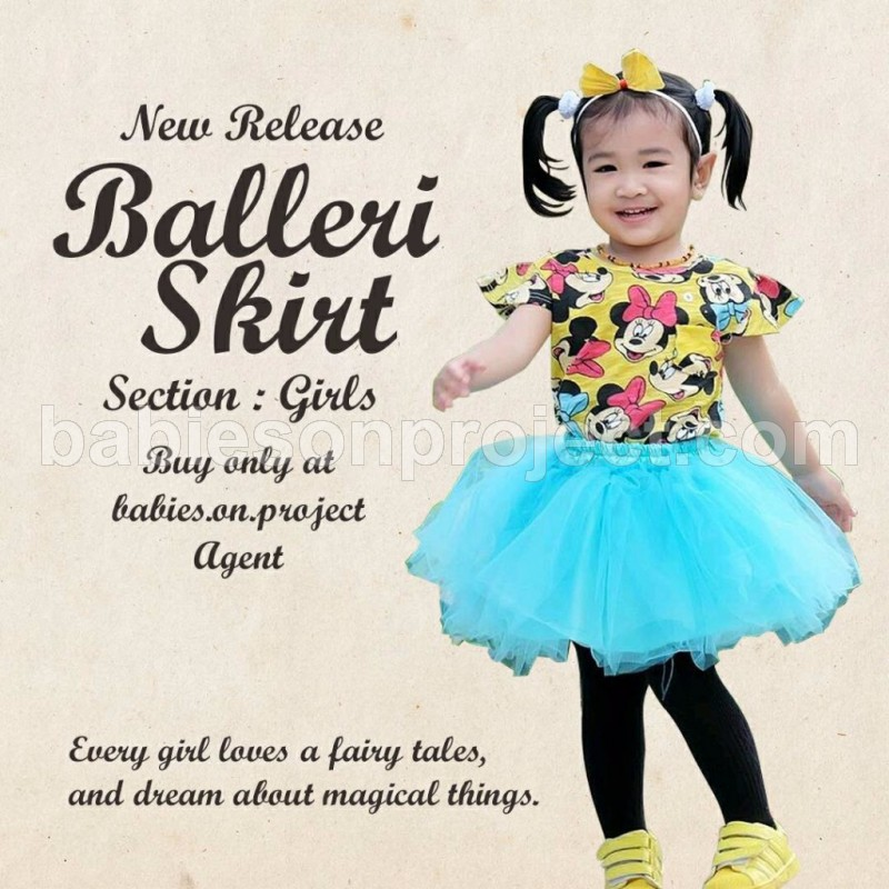 Balerie Skirt Girl